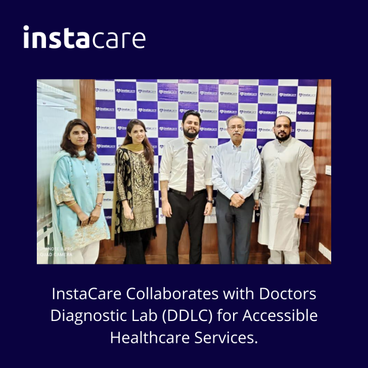 InstaCare Collaborates with Doctors Diagnostic Lab DDLC for Accessible Healthcare Services